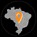 <b>Unidades</b> em todo o Brasil